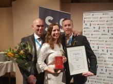 Viking Line vinner Security Awards för sitt säkerhetsarbete