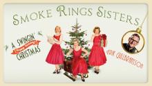 A Swingin' Christmas med Smoke Rings Sisters och Erik Gullbransson