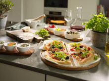 Tableware for international favourites – a new interpretation  Pizza Passion and Pasta Passion for perfect serving