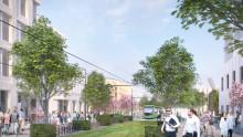 Projektering av torg och gator sätter igång