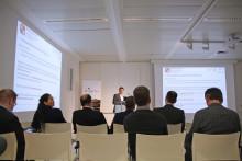 """Kick-off für das """"Mittelstand-4.0-Kompetenzzentrum IT-Wirtschaft"""""""