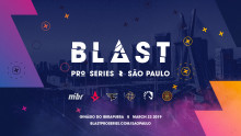 Major finalist ENCE last team confirmed for BLAST Pro Series in São Paulo