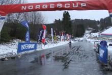 Mohr, Litlere, Moe og Aalrust vant den syvende Norgescupen i sykkelkross i Bergen.