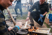 SM i utomhusmatlagning får sex deltävlingar i hela landet