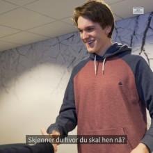 Johannes Birkelund tatt ut til Paralympics