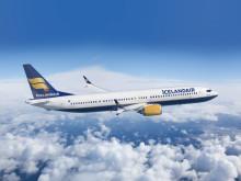 Icelandair: Ensimmäinen transatlanttinen lehtoyhtiö, jossa on käytössä langaton Internet-yhteys