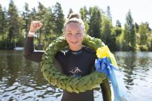 Vansbrosimningen 2018 avslutades med ytterligare ett banrekord