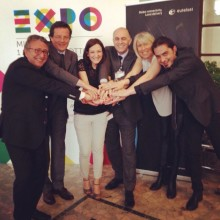Expo 2015 Above and Beyond con Eutelsat