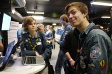 Flera spännande scoutevenemang under Kristianstads jubileumsår 2014