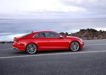 Världspremiär för Nya Audi A5 och S5 Coupe