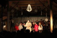Ridderheims och Jokkmokks Korv & Rökeri har nu delat ut stipendier till tre unga begåvningar i samisk kultur