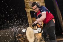Sølv til Norge og Gunde Svans sønn i Stihl Timbersports