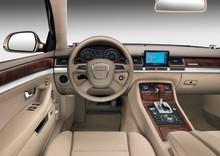 Audi A8 - sportig lyx och exemplarisk effektivitet