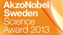 AkzoNobel Sweden Science Award 2013