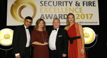 Double win for Mitie at the Security & Fire Excellence Awards 2017