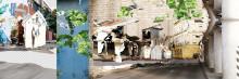 Pressinbjudan -  Artist in Residence i Blekinge 2018.  Fyra konstnärer önskas välkomna till  Blekinge