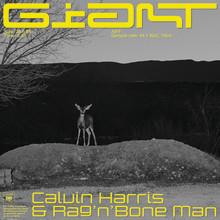 """Calvin Harris släpper nya singeln """"Giant"""" med  Rag 'n' Bone Man"""