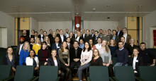 Building on experience – new participants start the Executive MBA