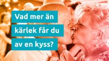 Inför internationella kyssdagen den 6 juli – hälsoförmånerna med hångel