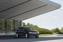 Volvo Cars lanserar armerade bilar för personer med högt skyddsbehov
