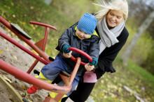 Topp 10 kommuner - här bor familjerna som har barnpassning