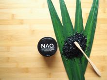NYHET! Hvitere tenner med 100% naturlig kull fra kokosskall!