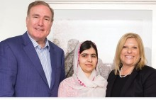 Cruiserederi indgår samarbejde med The Malala Fund: Nobel Fredsprisvinder Malala Yousafzai bliver gudmor for Celebrity Edge