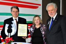 NiBB-Innovationspreis: Verleihung im Hause Kienbaum