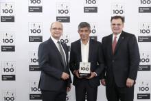 STEINEL erhält TOP 100-Auszeichnung als innovativster Mittelständler