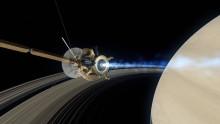 National Geographic viser enestående dokumentar om 13 år lang mission til Saturn samme dag som missionen slutter.