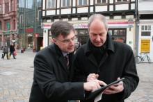 Kostenloses W-LAN für Quedlinburg