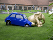 ELEPHANT PARADE ANNOUNCES LIVE AUCTION IN LAREN