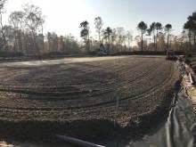 Falsterbo Horse Show växer med ny träningsbana!