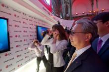 Nu kommer succétekniken LG Cinema 3D till Sverige