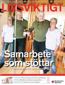 Tidningen Livsviktigt, nummer 2 2011
