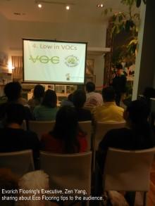 Evorich Flooring Talk @ eCO Residential Development