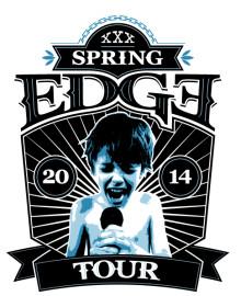 Sveriges största Straight Edge-turné arrangeras i maj
