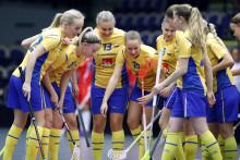 Målkalas i sista perioden avgjorde för Sveriges U19-damer