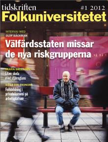 Folkbildning i privatekonomi och forskning om välfärd och utanförskap