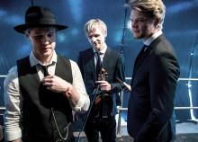 Dreamers' Circus og Väsen fylder Folkets Hus med verdensklasse- folk til dobbeltkoncert i VEGA