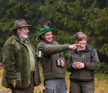 Upplev naturen med nya ögon och en jägarexamen