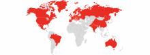 Creditsafe växer snabbt och utökar den internationella tillgängligheten med 11 nya länder
