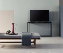 Nya Loewe bild 3 serien med OLED och LCD TV. Passar överallt. Och till alla.