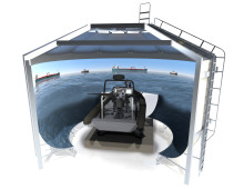 Kongsberg Digital and SeaCross team up to deliver end-to-end solution for high-speed navigation and simulator training
