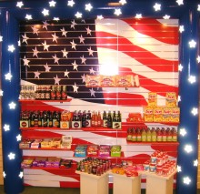 MYCandyland i Norrköping utökar med stort Gray's American Stores sortiment