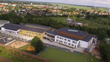Totalrenoverade  Kulltorpskolan invigs