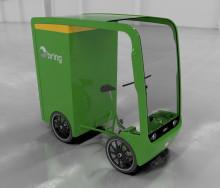 Bring köper in ny modell av lastcyklar