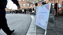 Populär rekryteringsmässa i Haninge lockade många även i år