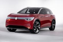 Världspremiär för eldrivna Volkswagen ID. ROOMZZ