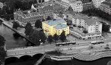 Teatervandringar med Isabelle Moreau på Örebro Teater
